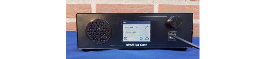 DVMEGA-Cast